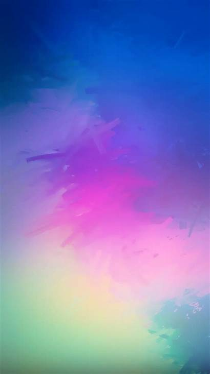 Iphone Abstract Wallpapers Colors Background Contrasting Vivid