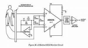 Ekg  Ecg Circuit Design In 2019
