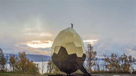 Solar Egg In Kiruna by Solar Egg Av Bigert Bergstr 246 M Riksbyggen