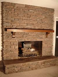 brick fireplace remodel Brick Wall Fireplace Remodel | Fireplace Designs