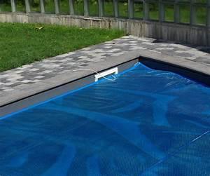 Bache Piscine Hiver Sur Mesure : bache piscine sur mesure nicollier piscine ~ Mglfilm.com Idées de Décoration