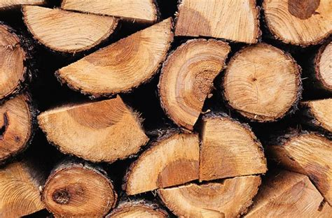 Best Firewood Heat Values And Woodburning Tips  The Old