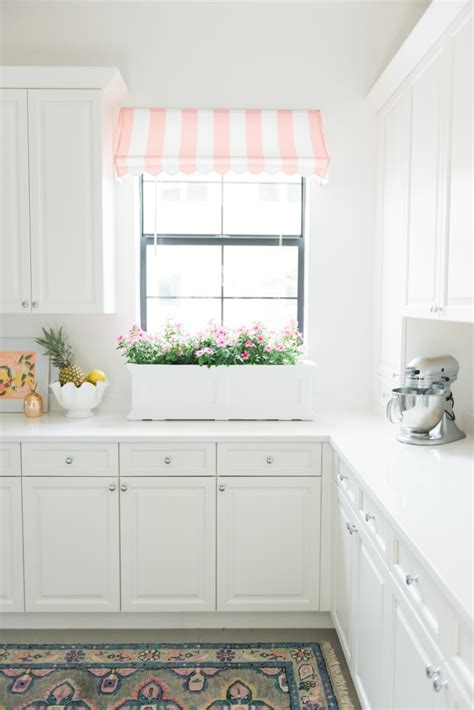 Home: Danielle's New Kitchen Awnings   Palm Beach Lately
