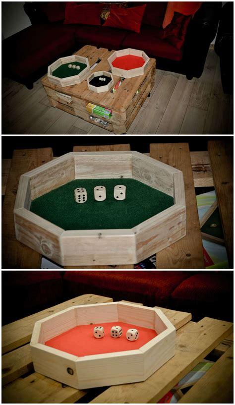 pallet dice boards  pallets