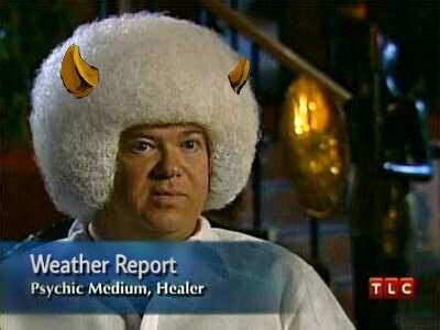 Psychic Meme - weather report psychic medium healer gary spivey know your meme