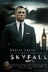 James Bond Skyfall : james bond 007 skyfall poster 12x18 20x30 24x36inch 10 movie posters pinterest skyfall ~ Medecine-chirurgie-esthetiques.com Avis de Voitures
