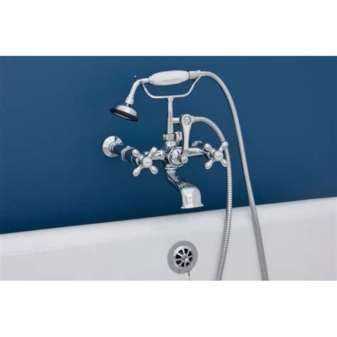 Old Fashioned Tub Shower Faucets