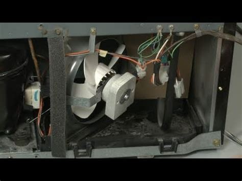 fridge fan motor replacement fridge condenser fan motor replacement ge refrigerator