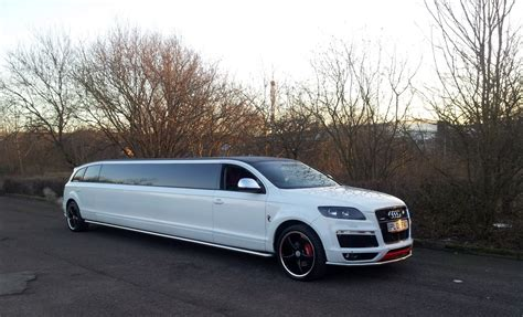 Limo Hire by Aventus Limo Hire Q7 Limo