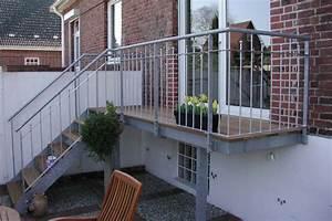 gartentreppen treppen im freien gawron co With französischer balkon mit treppen im garten