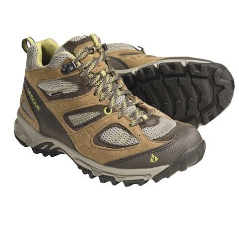 vasque opportunist mid hiking boots waterproof for save 37