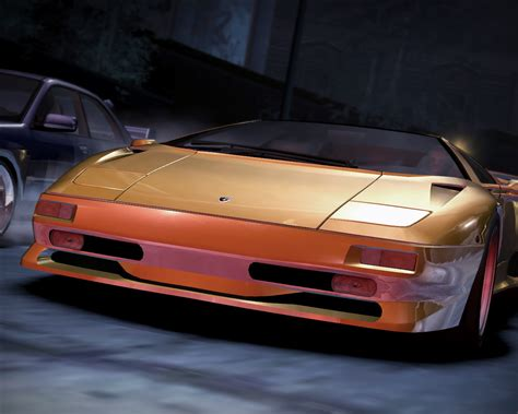 speed carbon lamborghini diablo sv nfscars