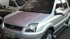 Ford Ecosport Xlt 1 6 Flex 8v Ano 2005