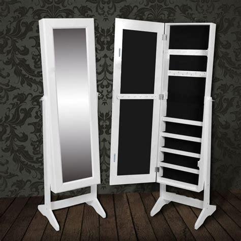 armoire chambre miroir la boutique en ligne armoire à bijoux rangement miroir