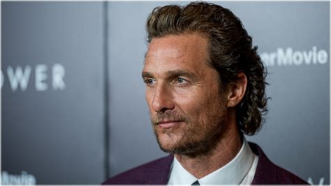 Matthew Mcconaughey Will Read You Bedtime Story