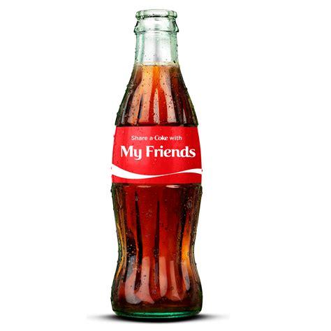 Share A Coke, 8 Fl Oz Glass Bottle Of Cocacola  Coke Store