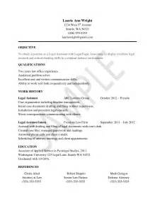 exle of a great paralegal resume paralegal objective
