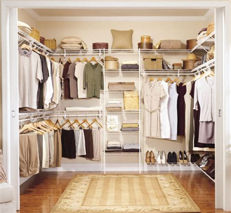 closetmaid walk in closet 7 8 2 44m square ebay