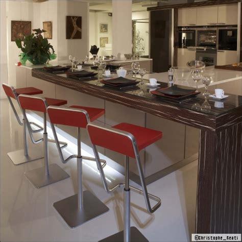 meuble bar separation cuisine americaine comptoir ou ilot central que choisir travaux com