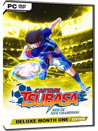 Trustload Tsubasa Champions Captain Rise Deluxe Month