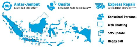 alamat hp service center indonesia hp customer support