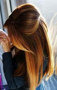 Ombré Hair Cuivré : tous les ombr s hair les plus tendances ~ Melissatoandfro.com Idées de Décoration