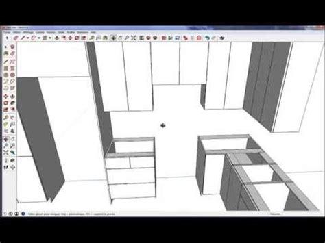 logiciel implantation cuisine fusion 3d sketchup logiciel de cuisine pro gratuit