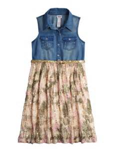 Justice Clothes Girls Dresses