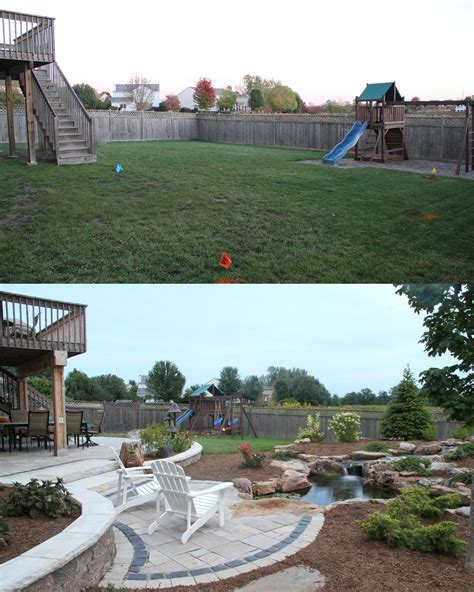 Aquascape St Charles Il by Transformation By Aquascape Designs In St Charles Il