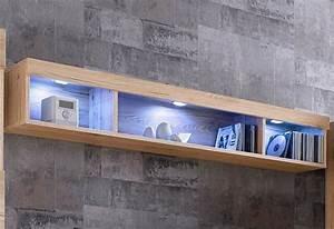 Wandregal Mit Beleuchtung : wandregal breite 140 cm online kaufen otto ~ Whattoseeinmadrid.com Haus und Dekorationen
