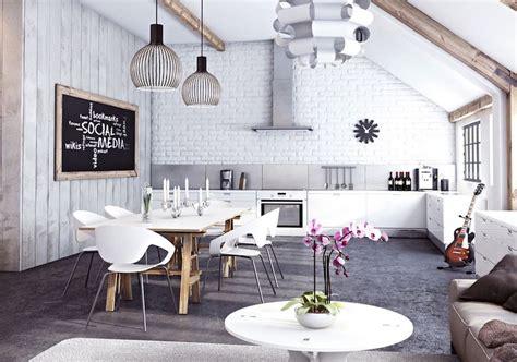 style cuisine cagne chic cuisine ouverte sur salon en 40 nouvelles idées du moderne