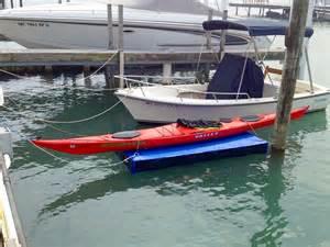 Floating Boat Docks for Kayaks