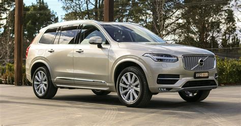 2016 Volvo Xc90 Configurations by All New Volvo Xc90 Flying Out Showroom Doors
