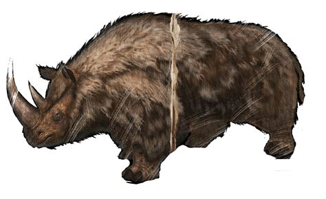 image px woolly rhino png ark survival evolved