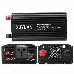 Home Generators  24v To Ac 110v  220v Portable Dual