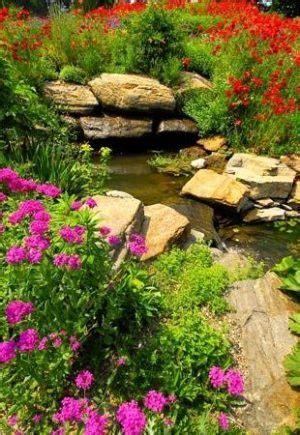 taman bunga terindah  dunia  garden inspirations