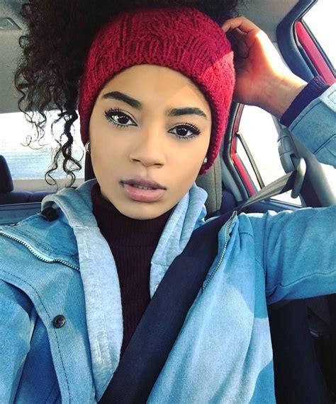 Jasmine Brown ♡ On Instagram Freezing ️☃ Curly Hair
