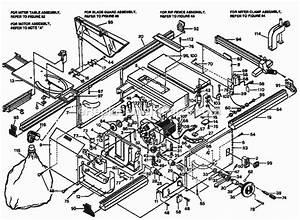 Craftsman 315221850 Parts List And Diagram