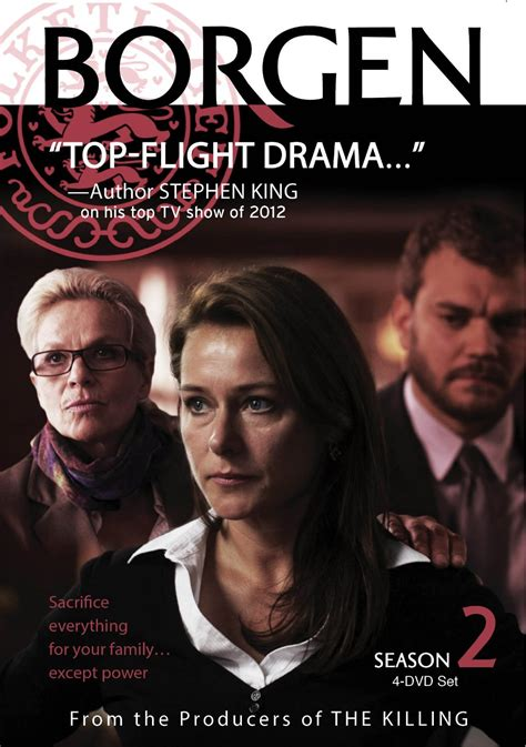 TrustMovies: BORGEN: SEASON 2 arrives on DVD. Is it as good as Season 1? Yes -- and ...