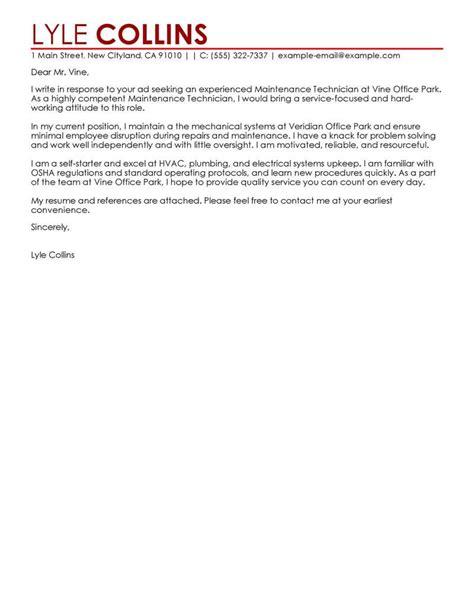 Resume Cover Letter For Maintenance Mechanic by 99 Electrical Technician Cover Letter Cover Letter For