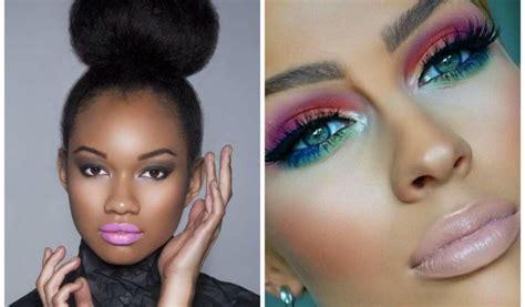 Модный макияж 20172018 – главные тренды в макияже фото макияжа