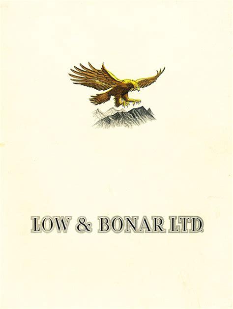 low bonar catalogue low bonar ltd in jute beaming at dundee heritage trust