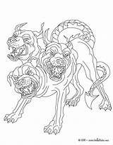 Griffin Coloring Pages Gryphon Getdrawings sketch template
