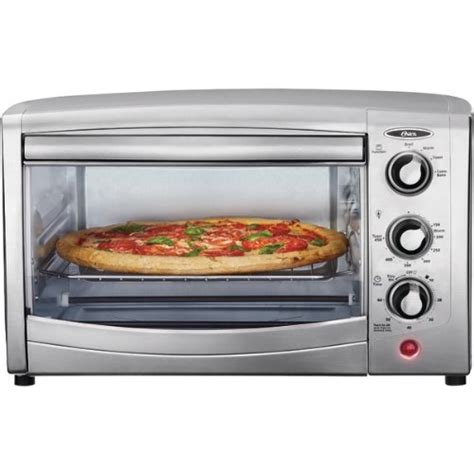 Oster Stainless Steel Convection Countertop Oven by Oster Tssttvca01 6 Slice Convection Toaster Oven Stainless