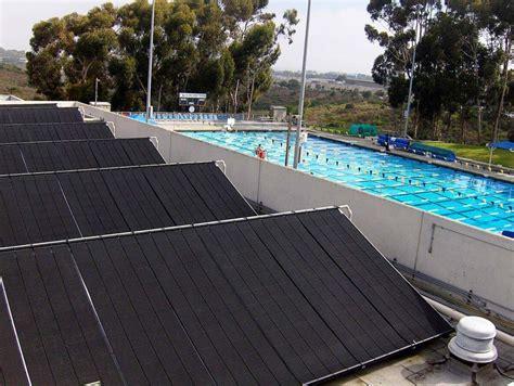 Pool Heater Solar  Solar Pool Heater For Swimming Pool