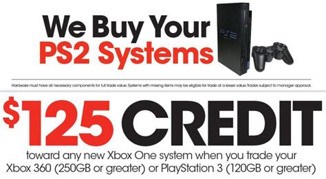 Gamestop Xbox 360 Console by Trade In Your Xbox 360 Or Ps3 To Get Xbox One For Just