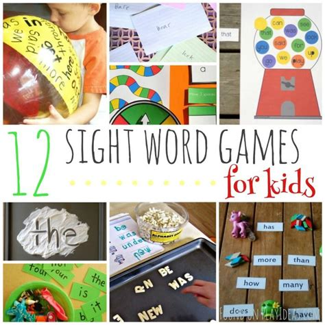 best 769 sight word images on education 383 | 2a4f96811d061f416395b16a76995a3e sight word activities sight word games