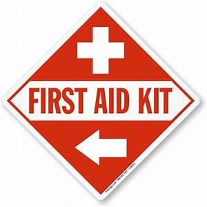First Aid Kit Signs - Best Prices from FirstAidSigns.com