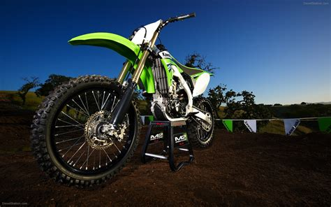 Kawasaki Kx 4k Wallpapers by Kawasaki Kx 450f 2011 Widescreen Car Wallpaper 09