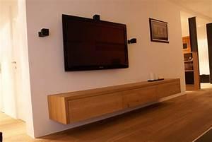 TV Sideboard Holz Tischlerei Putzer Brixen